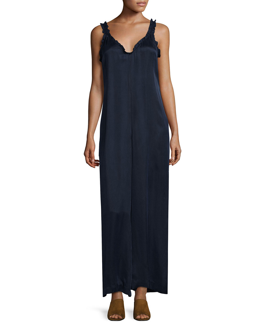 Opening Ceremony SOPHIE OVERLAY MAXI DRESS