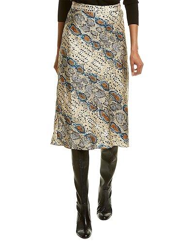 Rue La La — Hutch Remi Midi Skirt