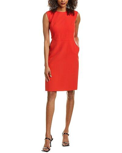 Rue La La — Anne Klein Stretch Sheath Mini Dress