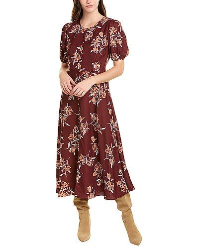 Rue La La — Alexia Admor Katie Midi Dress