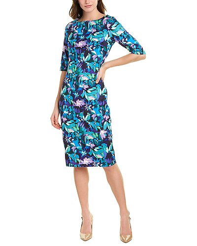 Rue La La — Alexia Admor Elbow-Sleeve Sheath Dress