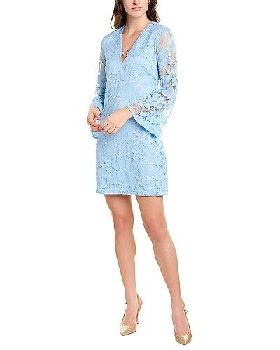 Rue La La — Alexia Admor Faye Lace Mini Dress