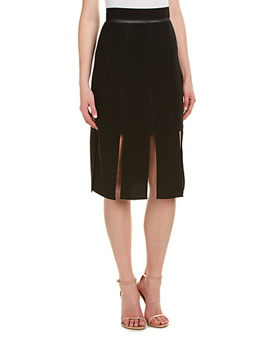 ABS by Allen Schwartz Midi Skirt