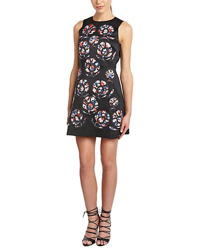 Rue La La — Cynthia Rowley Fit & Flare Dress