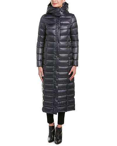 Soia & Kyo Lyra Quilted Puffer Down Coat