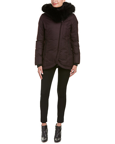 Soia & Kyo Zina Down Wrap Jacket