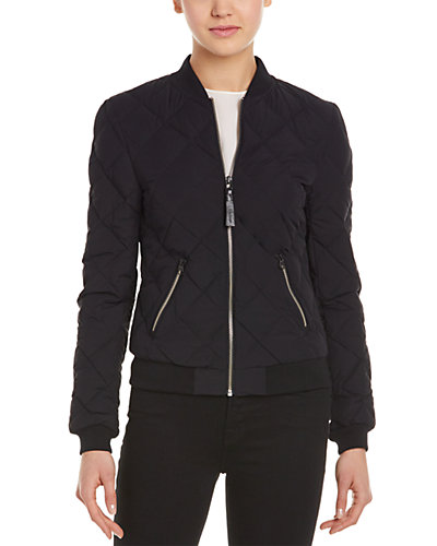 Mackage Cathy Light Down Quilted Bomber Jacket