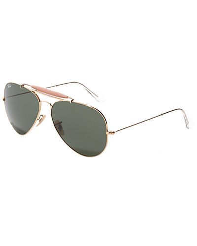 Ray-Ban Unisex OutDoorsMan II Sunglasses