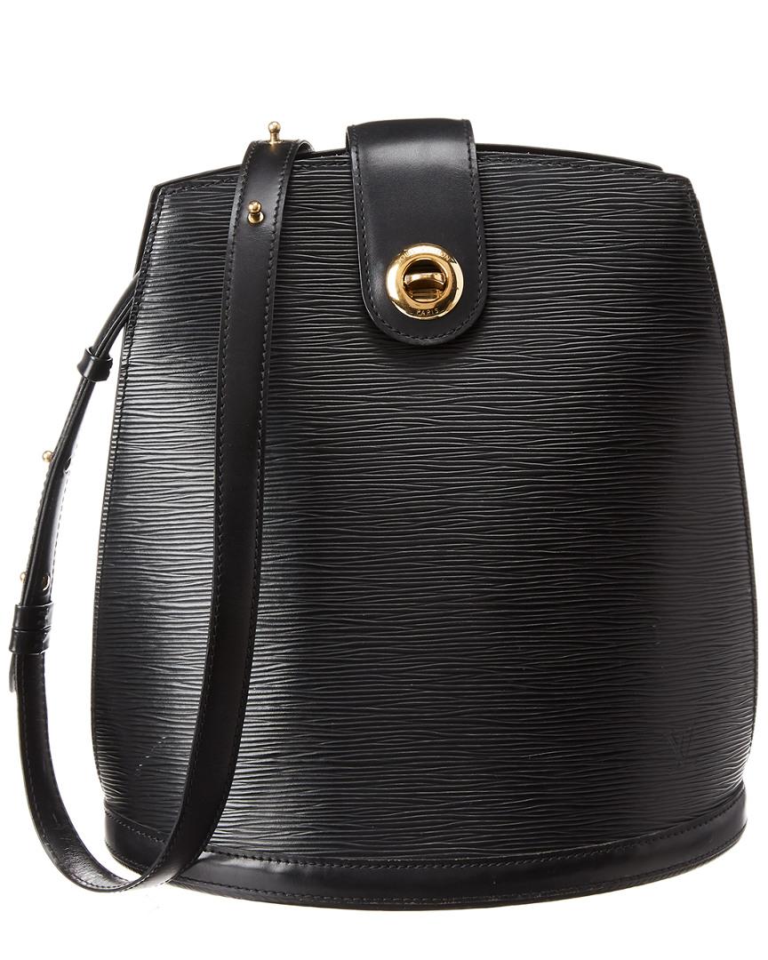 1c9f10b277b5 Louis Vuitton Black Epi Leather Handbag - Best Handbag In 2018