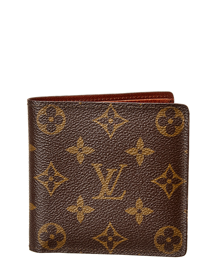 f3de00e47949 Louis Vuitton Monogram Canvas Marco Wallet. This is an authentic