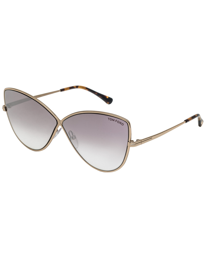 e19dfef261 Tom Ford Womens Women s Elsie 64Mm Sunglasses 664689901173