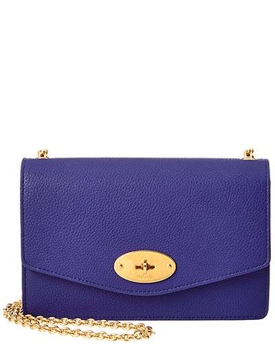Mulberry Darley Small Classic Grain Leather Crossbody
