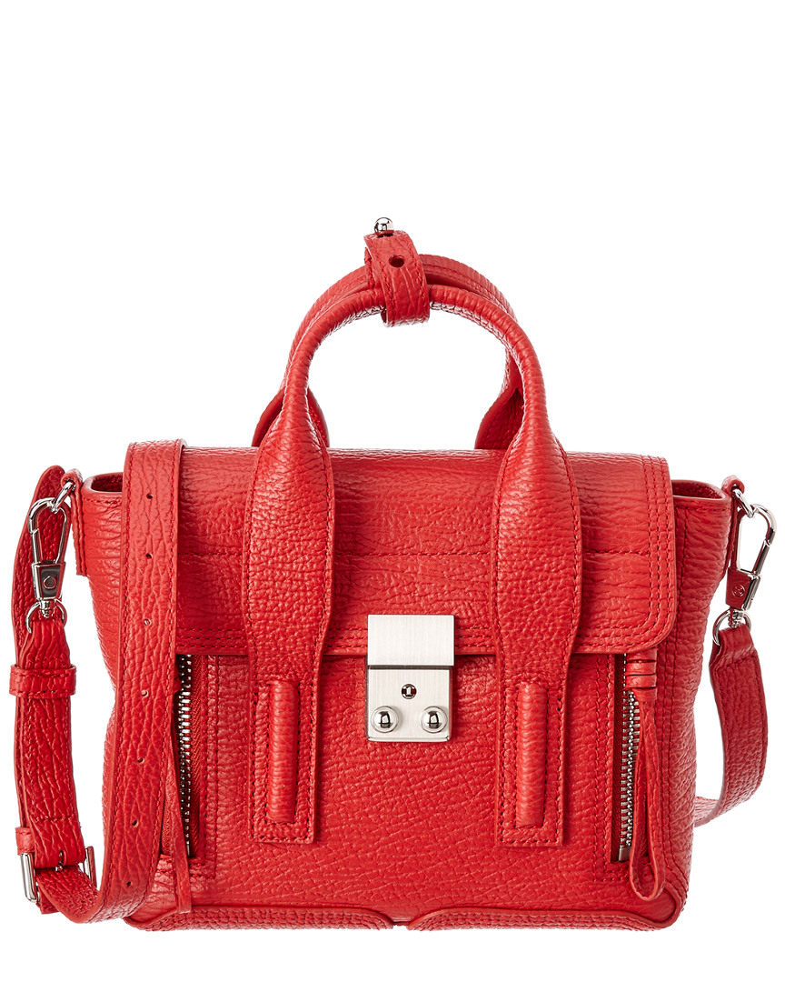 3.1 PHILLIP LIM PASHLI MINI LEATHER SATCHEL 31d50c7a4
