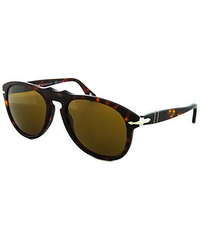 Persol Unisex PO0649 Polarized Sunglasses