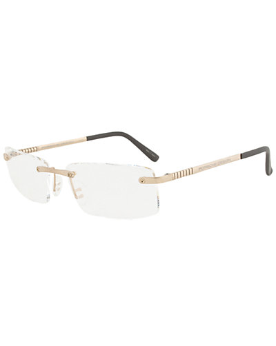 Porsche Design P8238 57mm Optical Frames