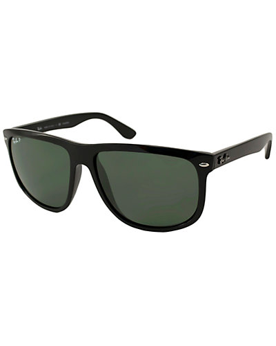 Ray-Ban Unisex RB4147 Polarized 60mm Sunglasses