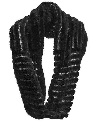 Rachel Furs Mixed Knitted Snood