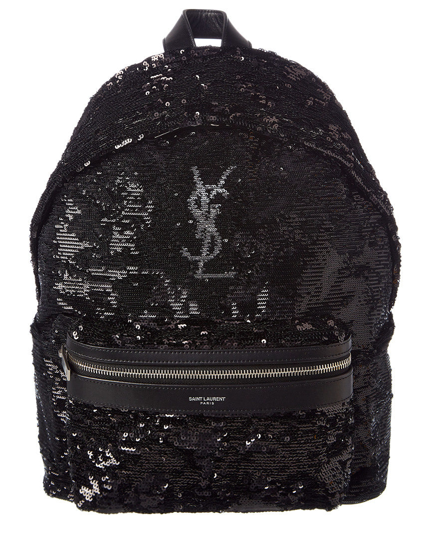MINI CITY SEQUINS BACKPACK