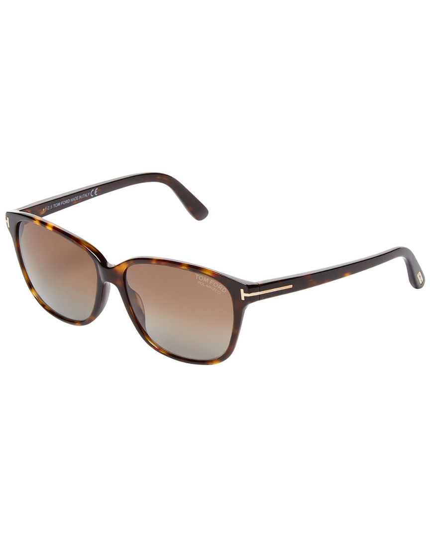 Tom Ford 59MM ROUNDED SQUARE SUNGLASSES