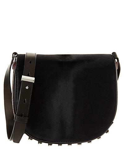 Alexander Wang Lia Small Leather & Calfhair Crossbody