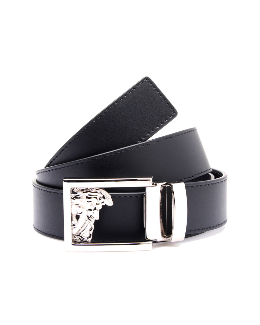 Versace VERSACE LEATHER BELT