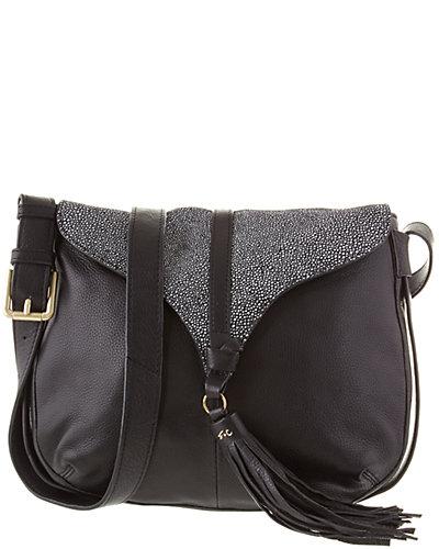Foley + Corinna Arrow Saddle Bag