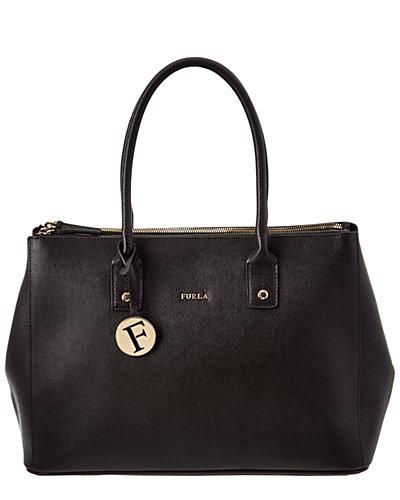 Furla Linda Medium Leather Carryall