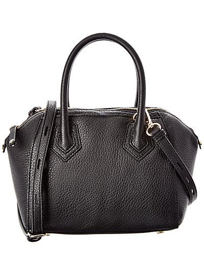 Rebecca Minkoff Micro Leather Perry Satchel