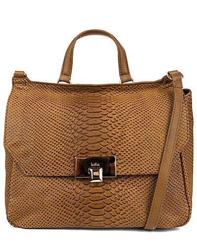 Kooba Gable Leather Satchel
