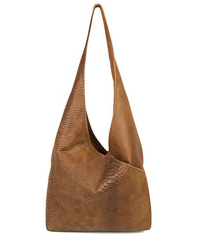 Kooba Cecilia Leather Shoulder Bag