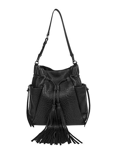 Kooba Priscilla Leather Shoulder Bag