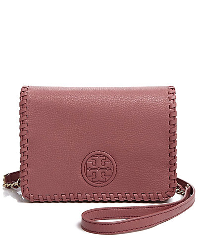Tory Burch Marion Leather Crossbody