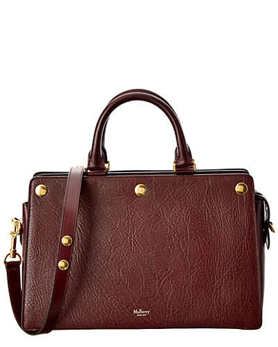 Mulberry Chester Textured Goat Leather Shoulder Bag