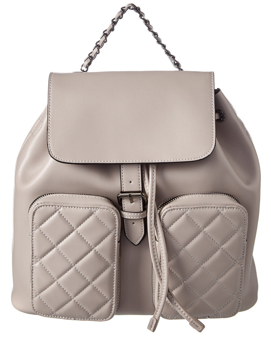 LEXIE LEATHER BACKPACK