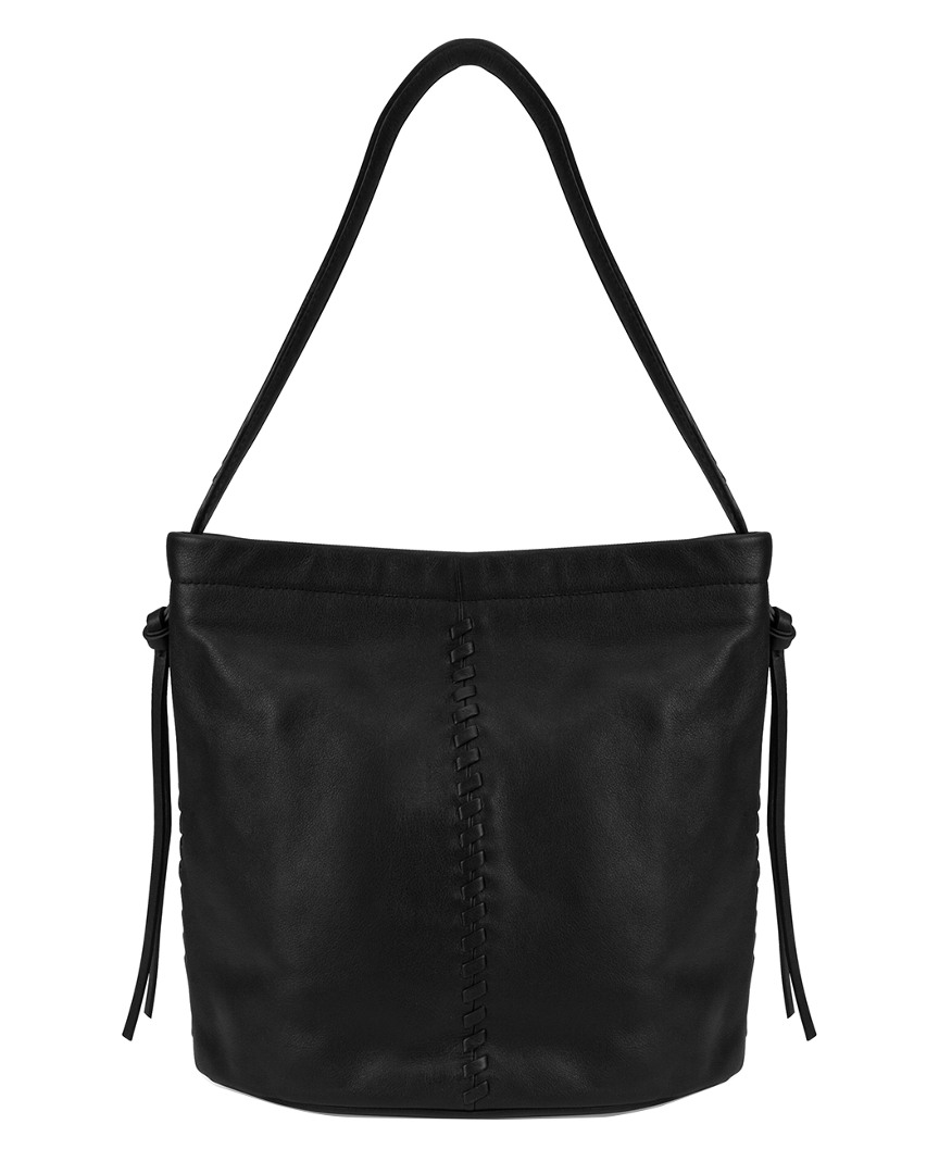 Kooba LIMON LEATHER BUCKET BAG