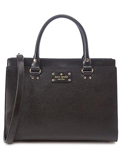 Kate Spade New York Durham Leather Messenger