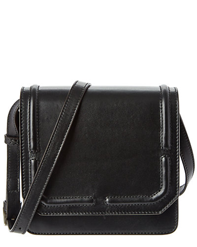 Dannijo Lypton Black Leather Crossbody