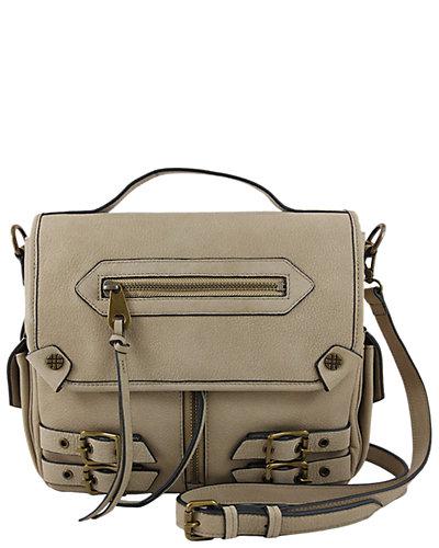 Linea Pelle Vendela Leather Satchel