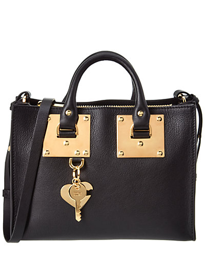 Sophie Hulme Albion Small Leather East West Tote