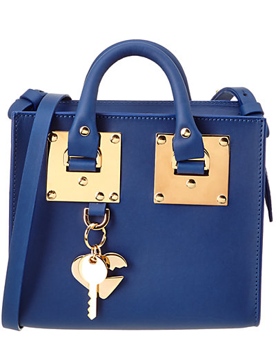 Sophie Hulme Albion Leather Box Tote