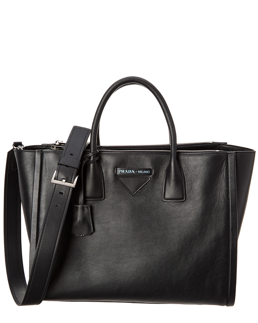 CONCEPT LEATHER TOTE