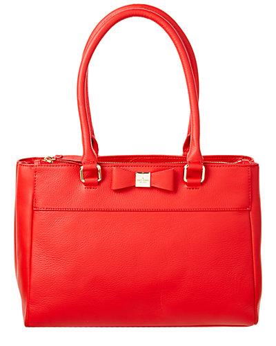 kate spade new york Renny Drive Francis Leather Shoulder Bag