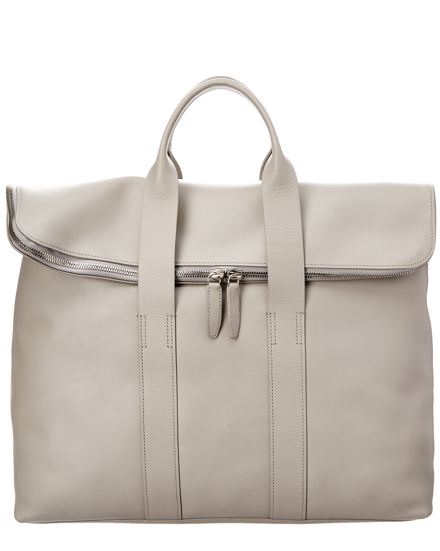 3.1 Phillip Lim 31 Hour Tote In Grey  da9476a19