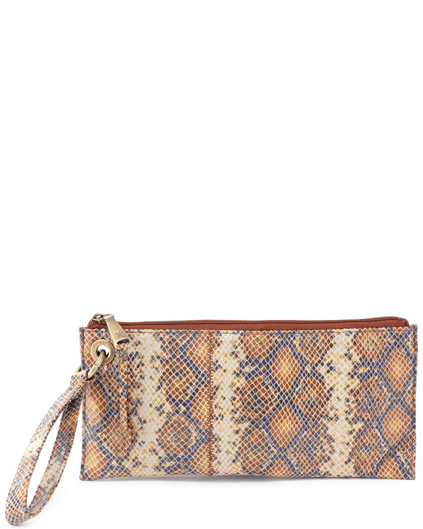 33d5323e09 Hobo Womens Vida Leather Wristlet Leather Wallet