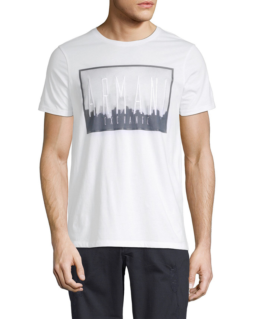 Armani Exchange T-shirts LOGO GRAPHIC T