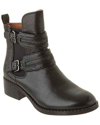 Gentle Souls Barberton Leather Ankle Boot