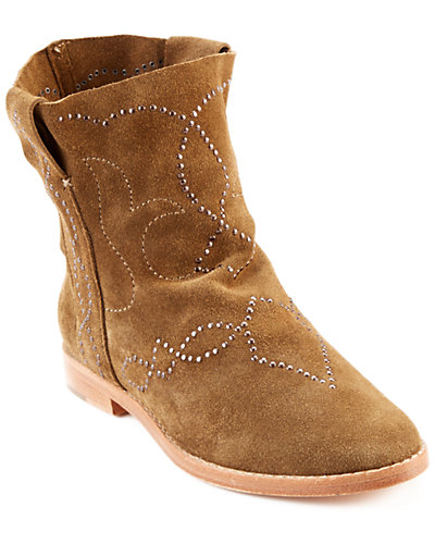 Joie Palma Short Studded Ankle Boot