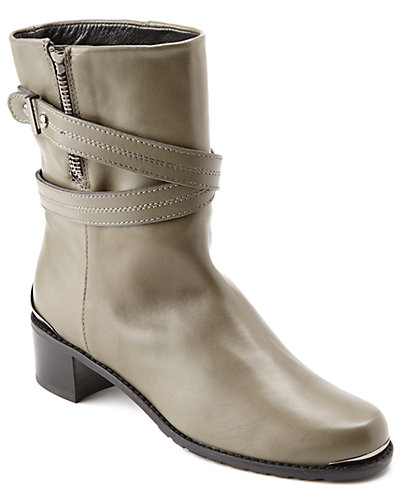 Stuart Weitzman Slamdunk Leather Boot