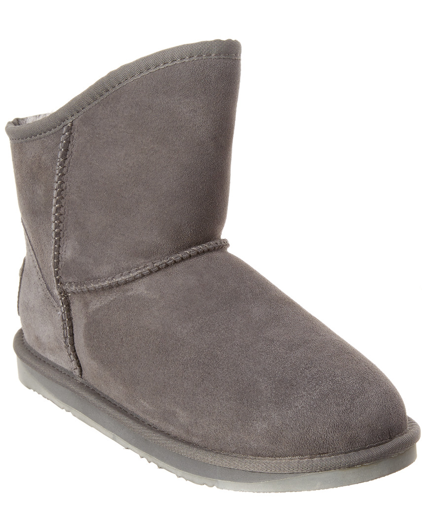 Australia Luxe Collective COSY X SUEDE SHORT BOOT