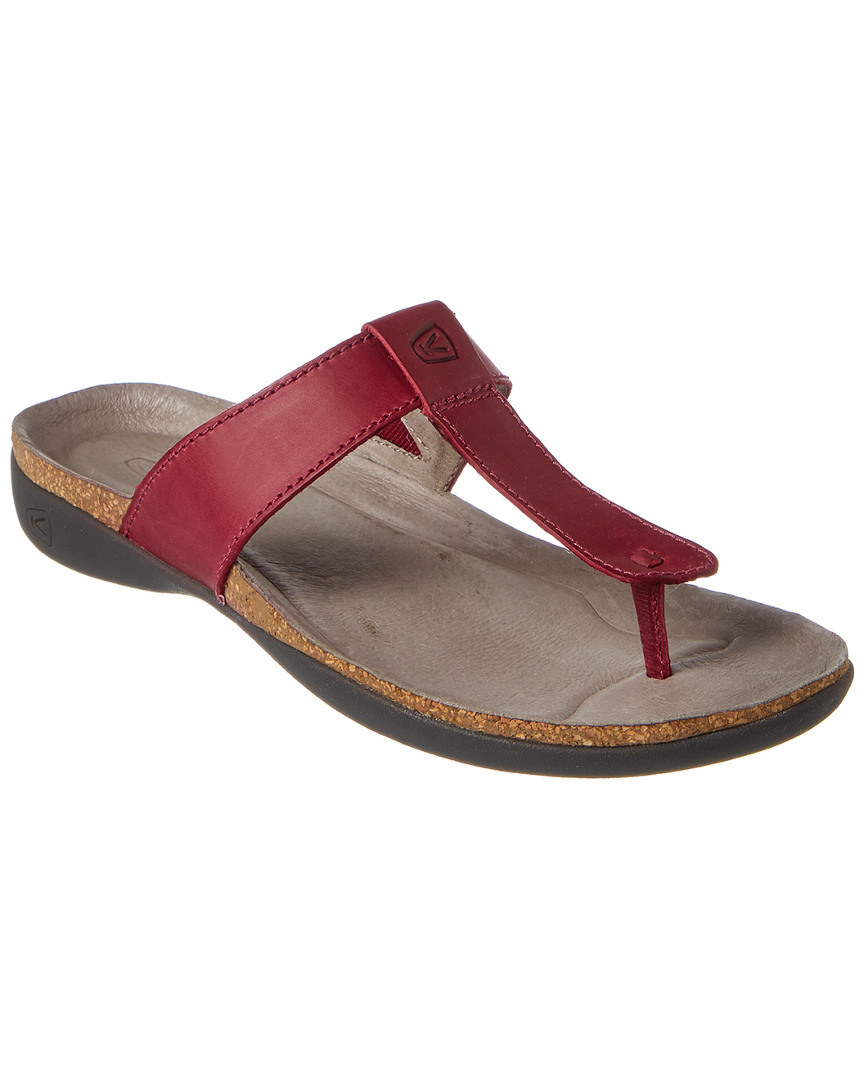 96d06e7ae3f6 Keen Women s Dauntless Leather Sandal